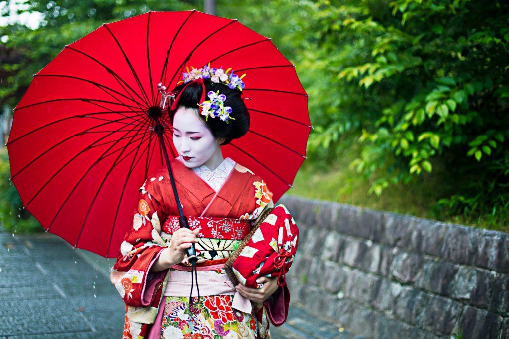 geisha 京都