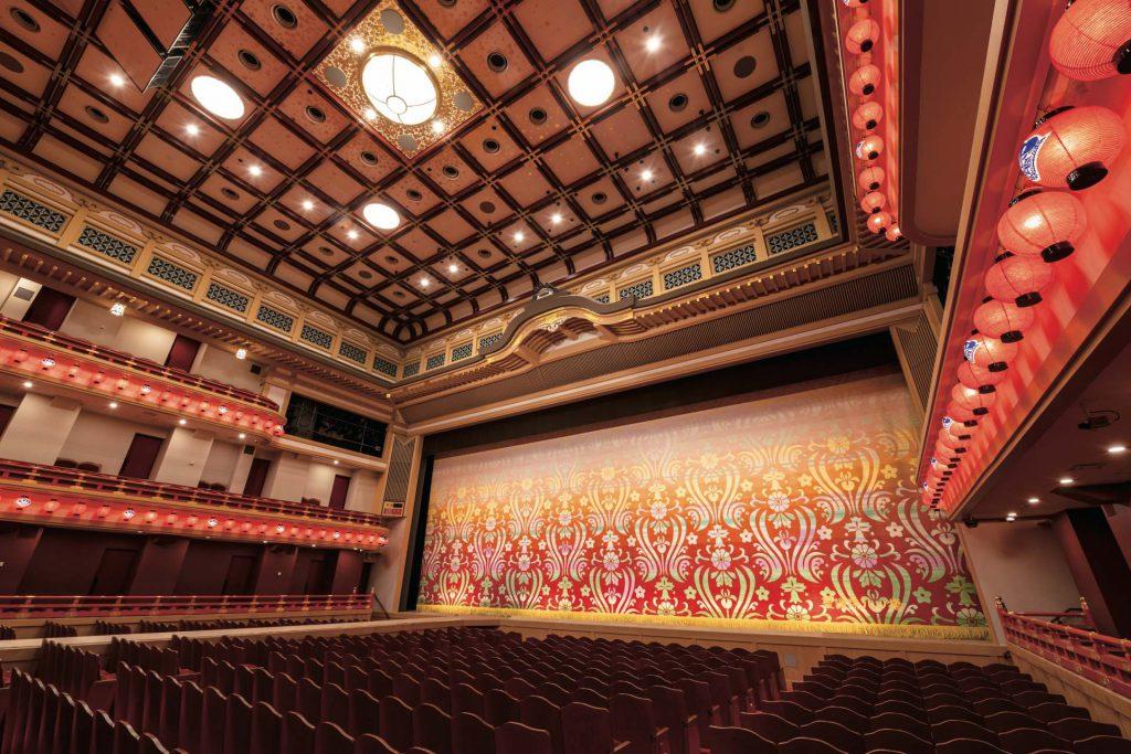 南座-日本最古の劇場【京都】